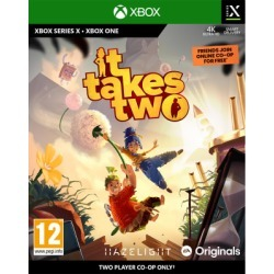 It Takes Two for Xbox One found on Bargain Bro UK from game UK