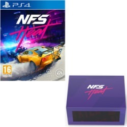 Need For Speed: Heat Collectors Edition - GAME Exclusive for PlayStation 4