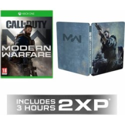 Call of Duty Modern Warfare + GAME Exclusive Steelbook for Xbox One