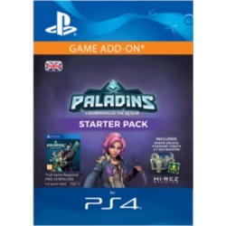 Paladins Starter Pack for PlayStation 4