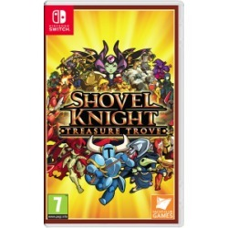 Shovel Knight: Treasure Trove for Switch - also available on Xbox One