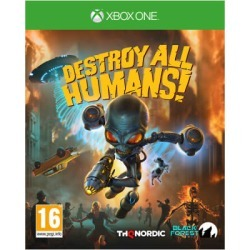 Destroy All Humans! for Xbox One found on Bargain Bro UK from game UK