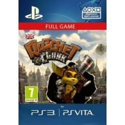 Ratchet and Clank for PS Vita