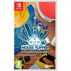 House Flipper for Switch - Preorder - also available on Xbox One