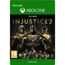 Injustice 2: Legendary Edition Digital Download for Xbox One