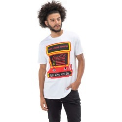 Coca Cola Arcade T-shirt (L) - GAME Exclusive for Clothing and Merchandise