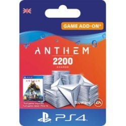 Anthem 2200 Shards Pack for PlayStation 4