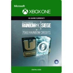 Tom Clancy's Rainbow Six: Siege 7560 Credits Pack for Xbox One