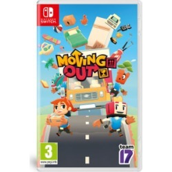 Moving Out for Switch - Preorder - also available on Xbox One