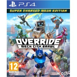 Override Mech City Brawl: Super Charged Mega Edition for PlayStation 4 found on Bargain Bro UK from game UK