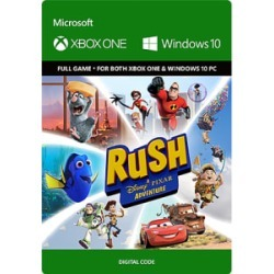 Disney Rush: A Disney Pixar Adventure Digital Download for Xbox One