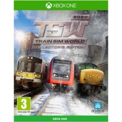 Train Sim World 2020 - Collector's Edition for Xbox One found on Bargain Bro UK from game UK