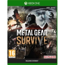 Metal Gear Survive for Xbox One found on Bargain Bro UK from game UK