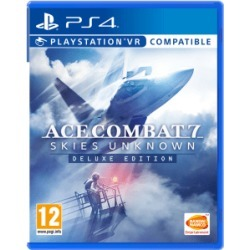 Ace Combat 7: Skies Unknown Deluxe Edition - Only at GAME for PlayStation 4