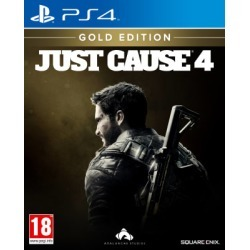 Just Cause 4 Gold Edition - Exclusive Steelbook Edition for PlayStation 4