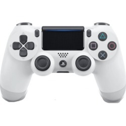 PlayStation DUALSHOCK 4 Controller - Glacier White for PlayStation 4