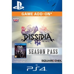 Dissidia Final Fantasy NT Season Pass for PlayStation 4