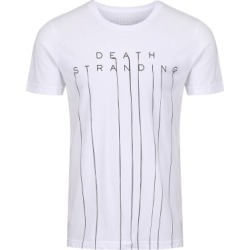 Death Stranding Logo Tee (S) for Clothing and Merchandise