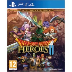 Dragon Quest Heroes II Explorers Edition for PlayStation 4