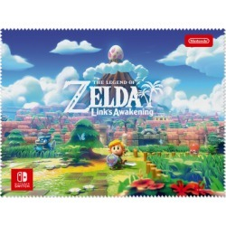 The Legend of Zelda: Link's Awakening Microfibre Cleaning Cloth for Multi Format and Universal found on Bargain Bro UK from game UK