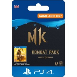 Mortal Kombat 11 Kombat Pack for PlayStation 4