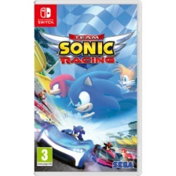 Team Sonic Racing for Switch - also available on Xbox One