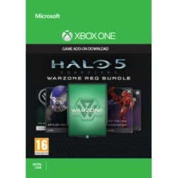 Halo 5 Guardians - Warzone REQ Bundle for Xbox One