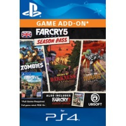 Far Cry 5 Season Pass for PlayStation 4 - also available on Xbox One