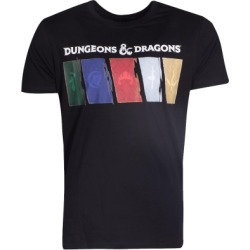 Dungeons & Dragons - Men's T-shirt - M for Clothing and Merchandise