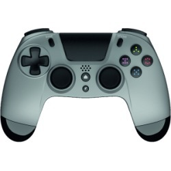 Gioteck VX-4 Wired Controller - Titanium (Only at Game) for PlayStation 4