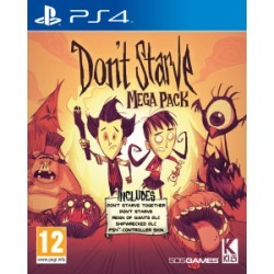 Don't Starve Mega Pack for PlayStation 4 - also available on Xbox One
