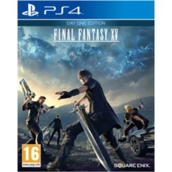 Final Fantasy XV Day One Edition for PlayStation 4 found on Bargain Bro UK from game UK