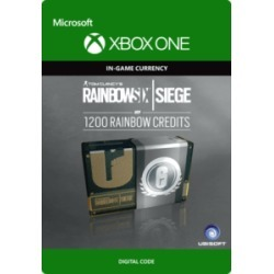 Tom Clancy's Rainbow Six: Siege 1200 Credits Pack for Xbox One