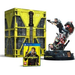 Cyberpunk 2077 Collector's Edition - GAME Exclusive for PlayStation 4