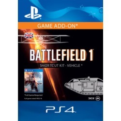 Battlefield 1 Shortcut Kit: Vehicle Bundle for PlayStation 4