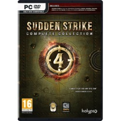 Sudden Strike 4 Complete Collection for PC found on Bargain Bro UK from game UK