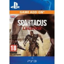 Spartacus Legends: Starter Pack for PlayStation 3
