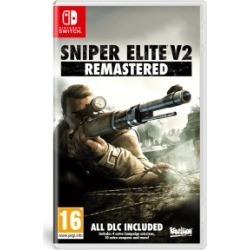 Sniper Elite V2 Remastered for Switch - also available on Xbox One