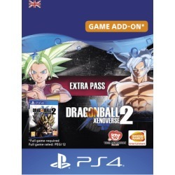 Dragon Ball Xenoverse 2 Extra Pass for PlayStation 4