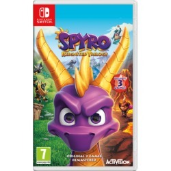 Spyro Reignited Trilogy for Switch - also available on Xbox One