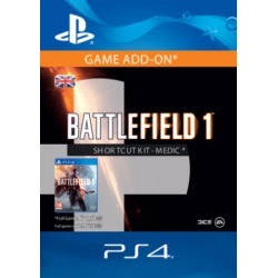 Battlefield 1 Shortcut Kit: Medic Bundle for PlayStation 4