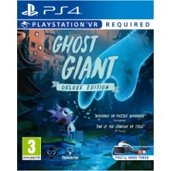 Ghost Giant Deluxe Edition - GAME Exclusive for PlayStation 4