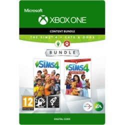 The Sims 4: Cats and Dogs Bundle for Xbox One