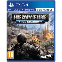 Heavy Fire Red Shadow for PlayStation 4