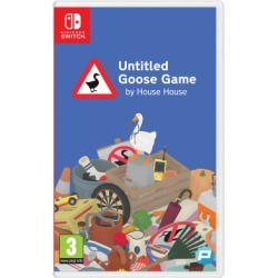 Untitled Goose Game for Switch - Preorder