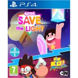 Steven Universe: Save the Light & OK K.O! Let's Play Heroes for PlayStation 4