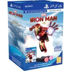 Marvel's Iron Man VR Playstation Move Bundle for PlayStation 4