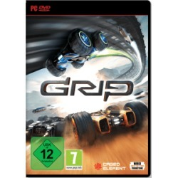 GRIP: Combat Racing for PC - also available on Xbox One