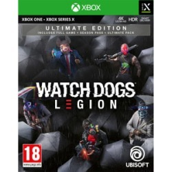 Watch Dogs Legion Ultimate Edition - GAME Exclusive for Xbox One