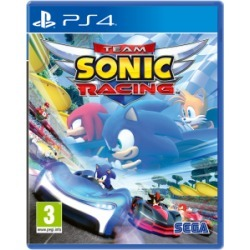 Team Sonic Racing for PlayStation 4 - also available on Xbox One